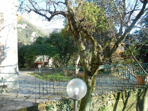 Casa indipendente in vendita a Genova, Adiacenze Via Serra Di Bavari, Con giardino, 140 mq - Foto 4