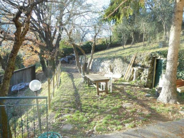 Casa indipendente in vendita a Genova, Adiacenze Via Serra Di Bavari, Con giardino, 140 mq - Foto 5