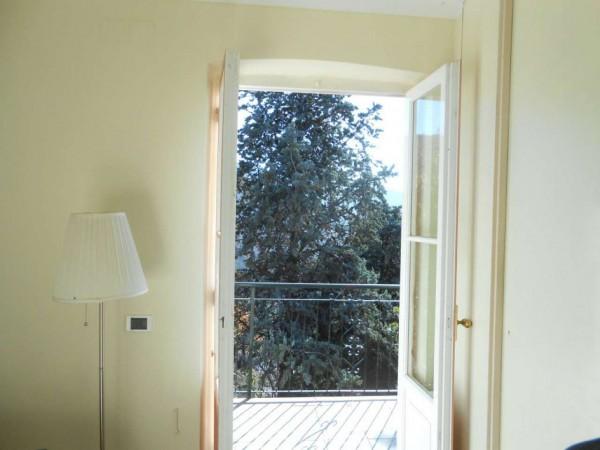 Casa indipendente in vendita a Genova, Adiacenze Via Serra Di Bavari, Con giardino, 140 mq - Foto 22