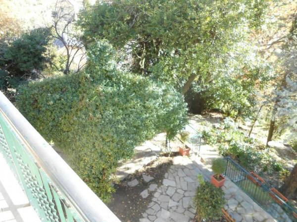 Casa indipendente in vendita a Genova, Adiacenze Via Serra Di Bavari, Con giardino, 140 mq - Foto 21