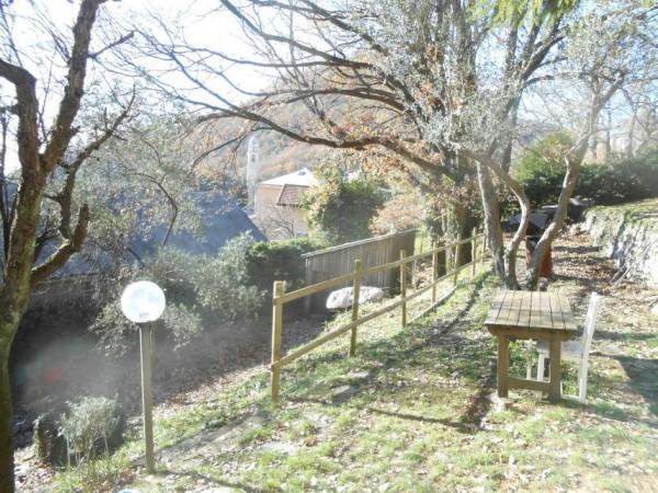 Casa indipendente in vendita a Genova, Adiacenze Via Serra Di Bavari, Con giardino, 140 mq - Foto 19