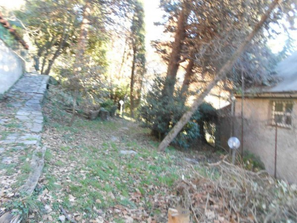 Casa indipendente in vendita a Genova, Adiacenze Via Serra Di Bavari, Con giardino, 140 mq - Foto 7