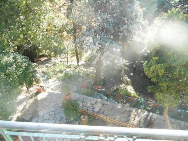 Casa indipendente in vendita a Genova, Adiacenze Via Serra Di Bavari, Con giardino, 140 mq - Foto 11