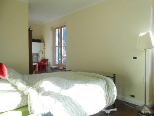 Casa indipendente in vendita a Genova, Adiacenze Via Serra Di Bavari, Con giardino, 140 mq - Foto 28
