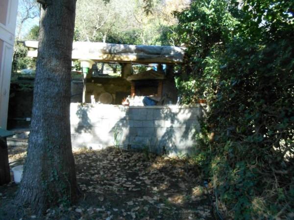Casa indipendente in vendita a Genova, Adiacenze Via Serra Di Bavari, Con giardino, 140 mq - Foto 13