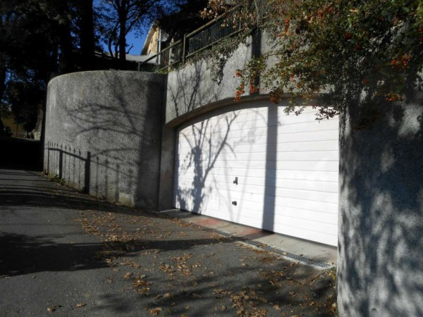 Casa indipendente in vendita a Genova, Adiacenze Via Serra Di Bavari, Con giardino, 140 mq - Foto 12