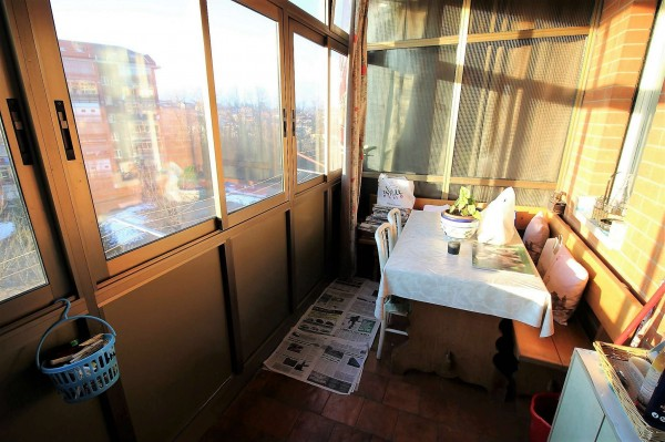 Appartamento in vendita a Alpignano, Centro, Con giardino, 80 mq - Foto 9