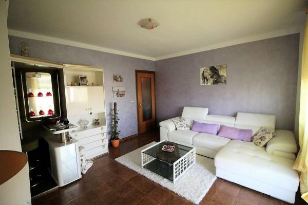 Appartamento in vendita a Alpignano, Centro, Con giardino, 80 mq