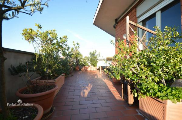 Appartamento in vendita a Forlì, Medaglie D'oro, Con giardino, 200 mq - Foto 16