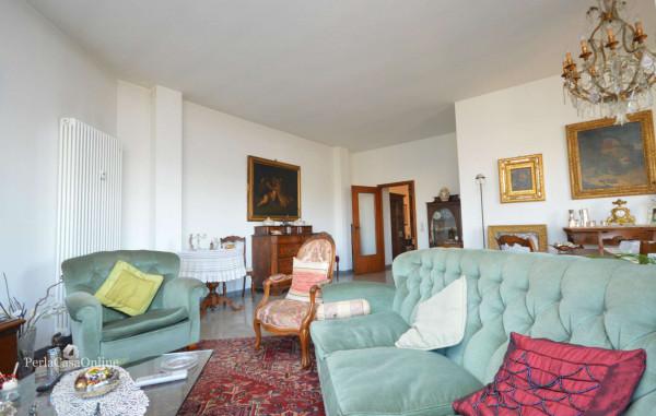 Appartamento in vendita a Forlì, Medaglie D'oro, Con giardino, 200 mq - Foto 19