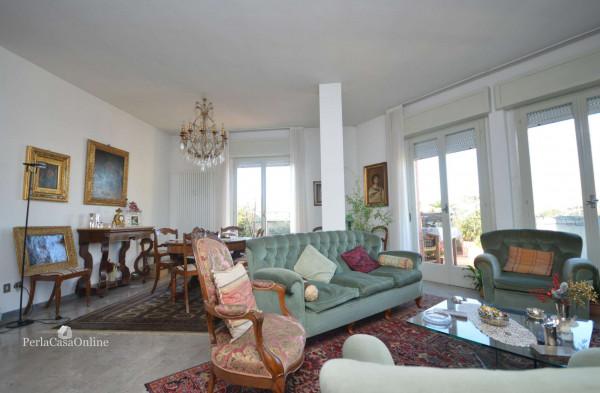 Appartamento in vendita a Forlì, Medaglie D'oro, Con giardino, 200 mq - Foto 23