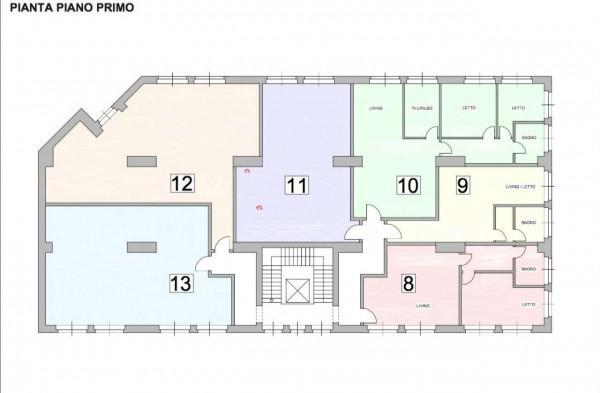 Appartamento in vendita a Milano, Crescenzago, 110 mq - Foto 5