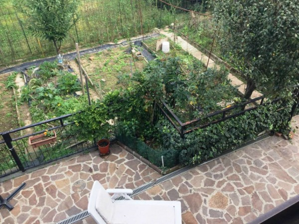 Villa in vendita a Mariano Comense, Con giardino, 230 mq - Foto 11