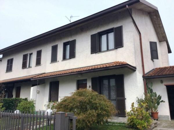 Villa in vendita a Mariano Comense, Con giardino, 230 mq - Foto 23