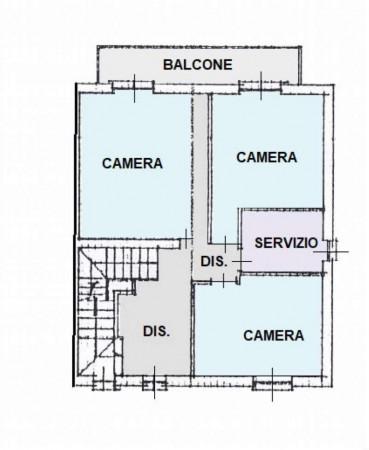 Villa in vendita a Mariano Comense, Con giardino, 230 mq - Foto 3