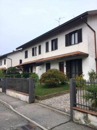 Villa in vendita a Mariano Comense, Con giardino, 230 mq - Foto 7