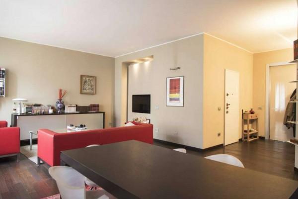 Appartamento in vendita a Milano, Sempione, Con giardino, 160 mq