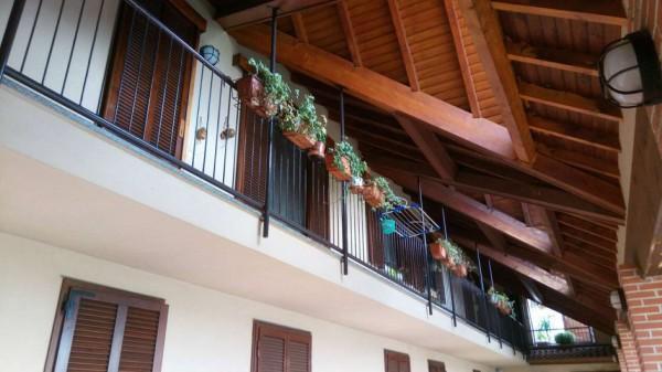 Appartamento in vendita a Biassono, Con giardino, 80 mq - Foto 4