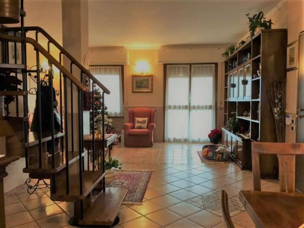 Appartamento in vendita a Lissone, Con giardino, 168 mq - Foto 21