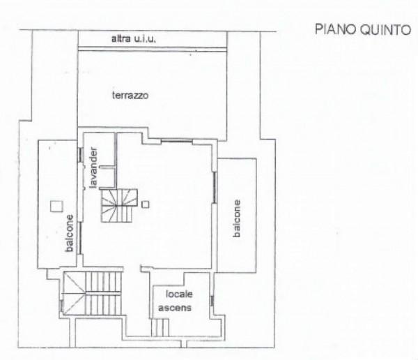 Appartamento in vendita a Lissone, Con giardino, 168 mq - Foto 2