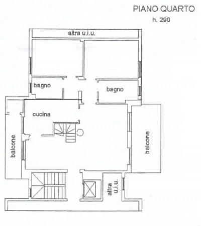 Appartamento in vendita a Lissone, Con giardino, 168 mq - Foto 3