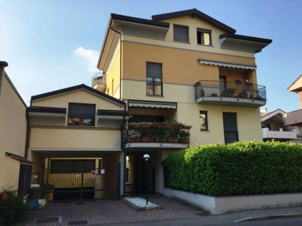 Appartamento in vendita a Lissone, Ospedale, 55 mq