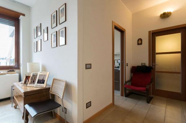 Appartamento in vendita a Monza, Centro, Con giardino, 108 mq - Foto 2