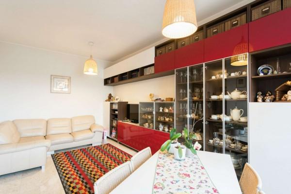 Appartamento in vendita a Monza, Centro, Con giardino, 108 mq - Foto 20