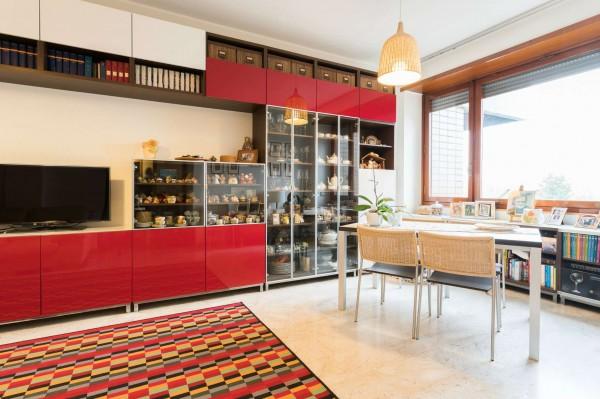 Appartamento in vendita a Monza, Centro, Con giardino, 108 mq - Foto 19