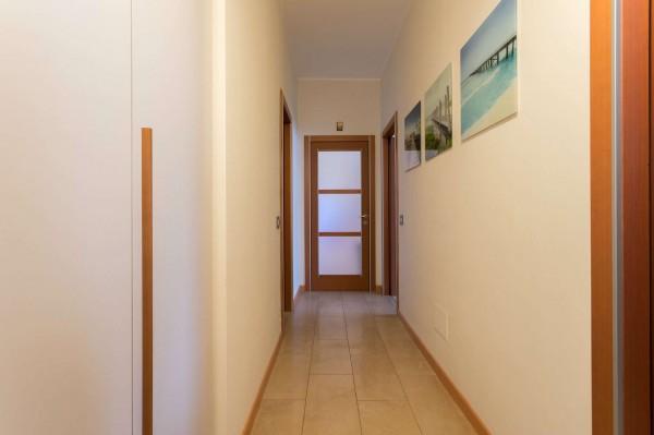 Appartamento in vendita a Monza, Centro, Con giardino, 108 mq - Foto 9