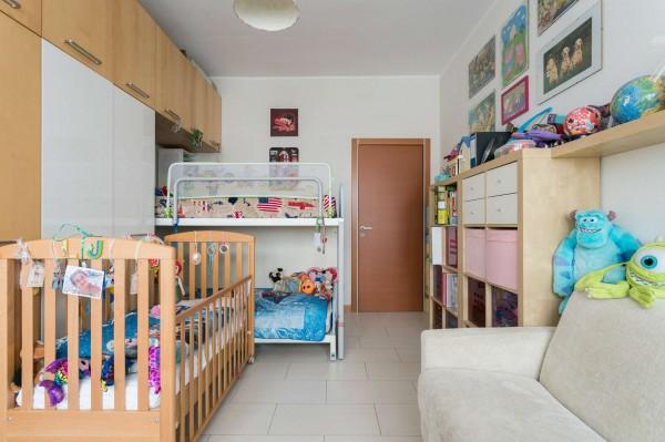 Appartamento in vendita a Monza, Centro, Con giardino, 108 mq - Foto 8