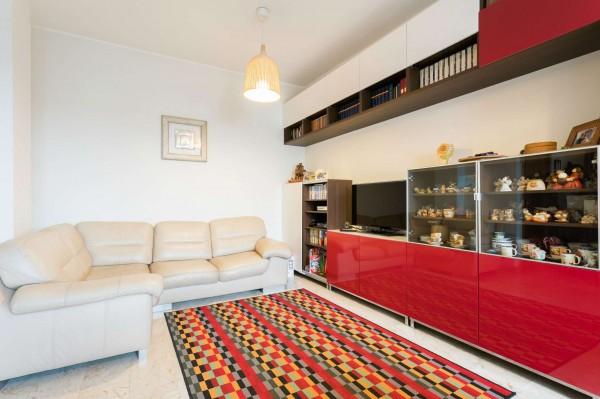 Appartamento in vendita a Monza, Centro, Con giardino, 108 mq - Foto 18