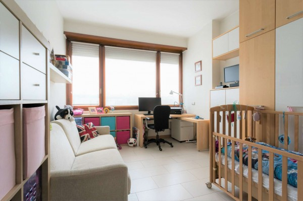 Appartamento in vendita a Monza, Centro, Con giardino, 108 mq - Foto 6