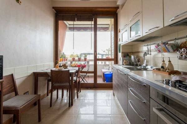 Appartamento in vendita a Monza, Centro, Con giardino, 108 mq - Foto 22