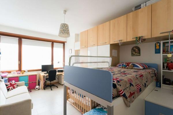 Appartamento in vendita a Monza, Centro, Con giardino, 108 mq - Foto 7