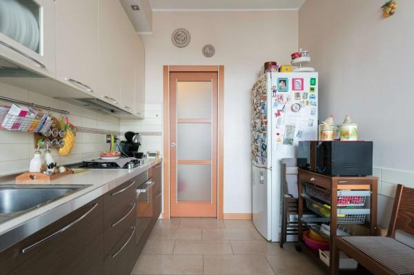 Appartamento in vendita a Monza, Centro, Con giardino, 108 mq - Foto 21
