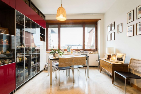 Appartamento in vendita a Monza, Centro, Con giardino, 108 mq - Foto 17