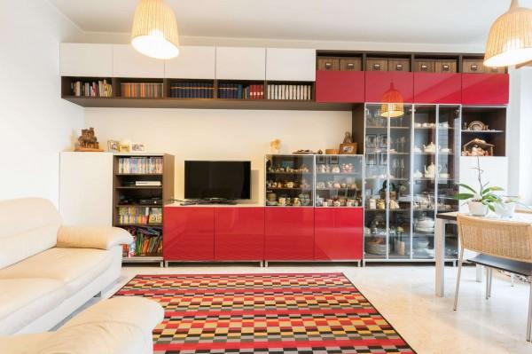 Appartamento in vendita a Monza, Centro, Con giardino, 108 mq - Foto 16