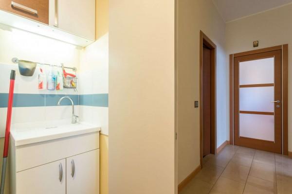 Appartamento in vendita a Monza, Centro, Con giardino, 108 mq - Foto 3