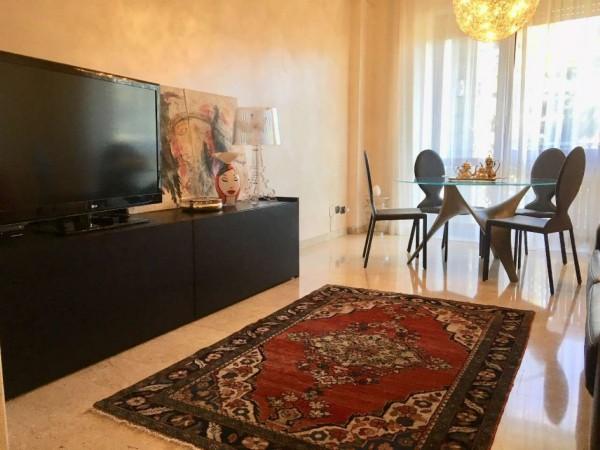 Appartamento in vendita a Monza, Triante, Con giardino, 109 mq
