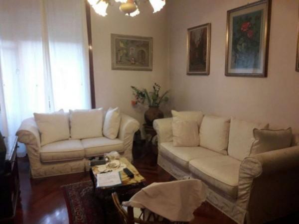 Appartamento in vendita a Monza, Centro, Con giardino, 170 mq