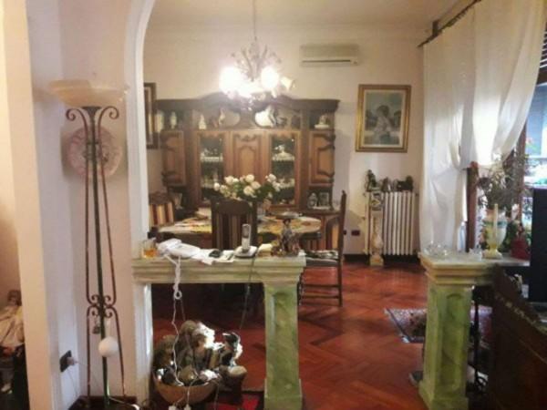 Appartamento in vendita a Monza, Centro, Con giardino, 170 mq - Foto 3