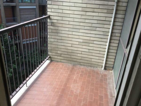 Appartamento in vendita a Monza, Centro Storico, Con giardino, 90 mq - Foto 5
