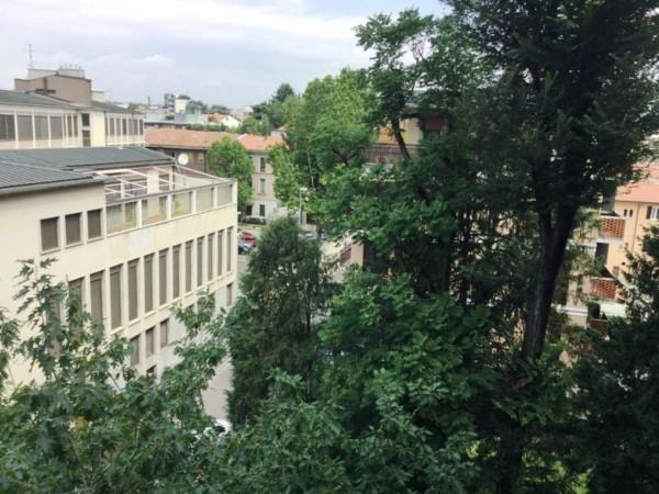 Appartamento in vendita a Monza, Centro Storico, Con giardino, 90 mq - Foto 10