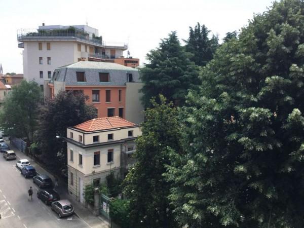 Appartamento in vendita a Monza, Centro Storico, Con giardino, 90 mq - Foto 11
