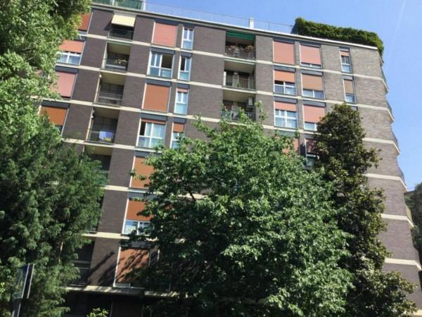 Appartamento in vendita a Monza, Centro Storico, Con giardino, 90 mq - Foto 18