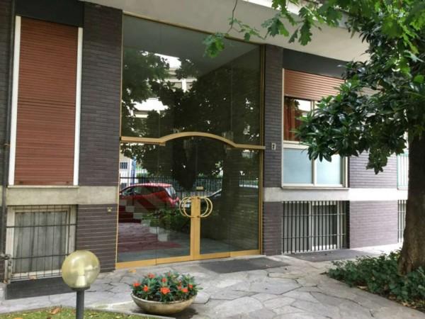 Appartamento in vendita a Monza, Centro Storico, Con giardino, 90 mq - Foto 15