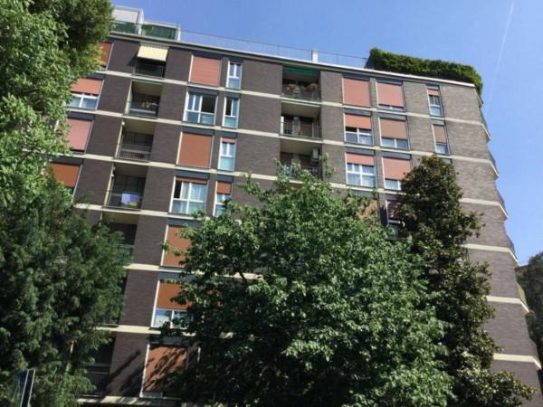 Appartamento in vendita a Monza, Centro Storico, Con giardino, 90 mq - Foto 19