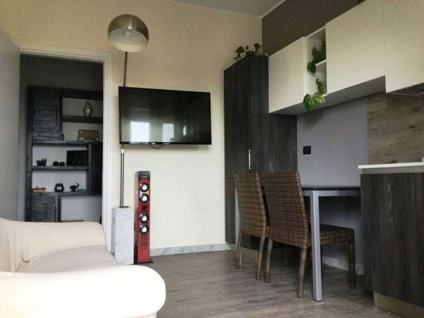 Appartamento in vendita a Monza, Triante, 80 mq