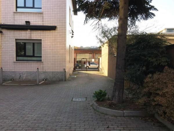 Locale Commerciale  in vendita a Monza, Triante, Con giardino, 335 mq - Foto 9
